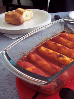 recette quenelles lyonnaises au four